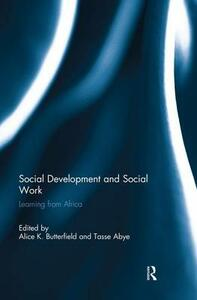 Social Development and Social Work: Learning from Africa - cover