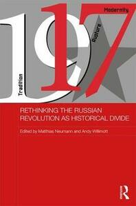 Rethinking the Russian Revolution as Historical Divide - cover
