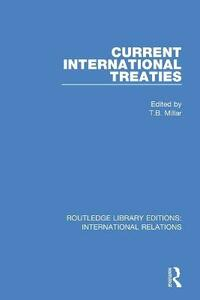 Current International Treaties - cover