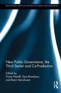 New Public Governance, the Third Sector, and Co-Production - cover