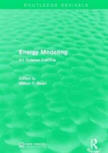 Energy Modeling: Art Science Practice - cover