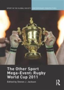 The Other Sport Mega-Event: Rugby World Cup 2011 - cover
