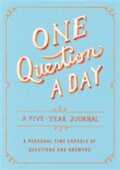 Libro in inglese One Question a Day: A Five-Year Journal Aimee Chase
