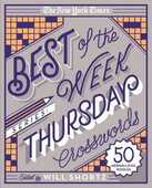 Libro in inglese The New York Times Best of the Week Series: Thursday Crosswords New York Times