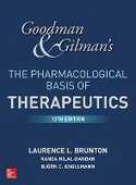 Libro in inglese Goodman and Gilman's The Pharmacological Basis of Therapeutics Laurence Brunton Bjorn Knollman Randa Hilal-Dandan
