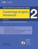 Libro in inglese Exam Essentials: Cambridge Advanced Practice Tests 2 w/key + DVD-ROM Eunice Yeates Tom Bradbury