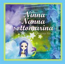 Ninna nanna sottomarina - Antonia Rao - ebook