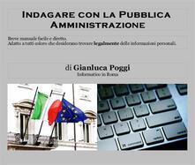 La pubblica amministrazione in Italia - Gianluca Poggi - ebook