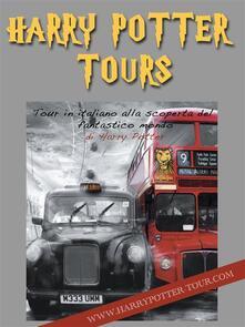 HP walking London tour - Paolo Nuti,Sara Vellutini - ebook