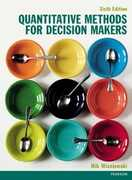 Ebook Quantitative Methods for Decision Makers 6th edn