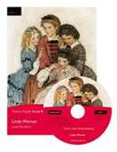 Libro in inglese Level 1: Little Women Book and Multi-ROM with MP3 Pack Louisa May Alcott