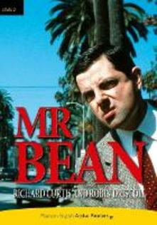Level 2: Mr Bean Book and Multi-ROM with MP3 Pack: Industrial Ecology - Richard Curtis,Robin Driscoll - cover