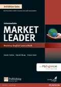 Libro in inglese Market Leader 3rd Edition Extra Intermediate Coursebook with DVD-ROM and MyEnglishLab Pack Fiona Scott-Barrett