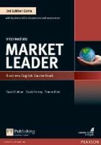 Libro in inglese Market Leader 3rd Edition Extra Intermediate Coursebook with DVD-ROM Pack Fiona Scott-Barrett