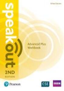 Libro in inglese Speakout Advanced Plus 2nd Edition Workbook Richard Storton