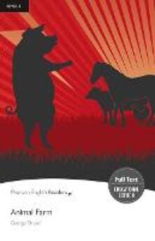Level 6: Animal Farm - George Orwell - cover