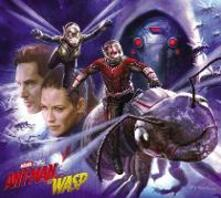 Marvel's Ant-man And The Wasp: The Art Of The Movie - Eleni Roussos - cover