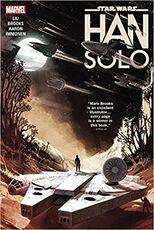 Libro in inglese Star Wars: Han Solo Marjorie Liu Jason Aaron