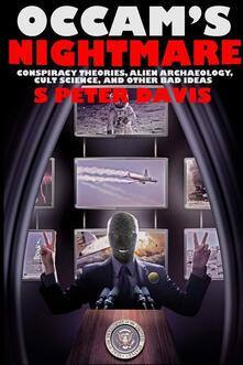 Occam's Nightmare - S. Peter Davis - copertina