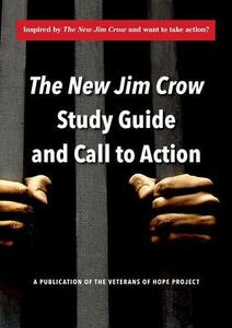 The new Jim Crow Study Guide and Call to Action - copertina