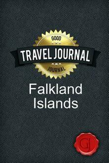 Travel Journal Falkland Islands - copertina