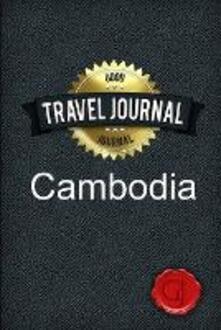 Travel Journal Cambodia - copertina