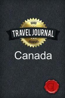 Travel Journal Canada - copertina