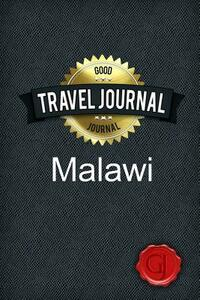 Travel Journal Malawi - copertina