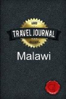 Travel Journal Malawi - copertina