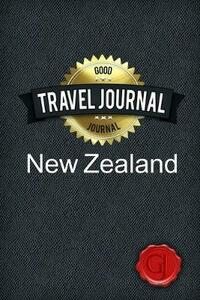Travel Journal New Zealand - copertina