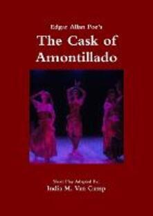 Edgar Allan Poe's: The Cask of Amontillado - copertina