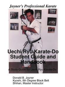Uechi Ryu Karate-Do Student Guide and Handbook - Donald Joyner - copertina