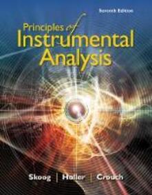 Principles of Instrumental Analysis - Stanley Crouch,Douglas Skoog - cover