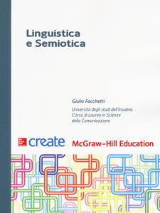 Linguistica e semiotica