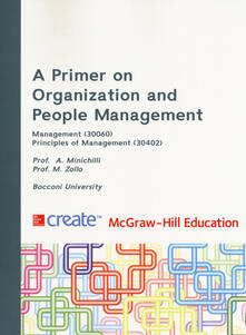 Associazionelabirinto.it A primer on organization and people management. Management. Principles of management Image