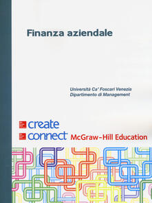 Finanza aziendale + connect (bundle) - copertina