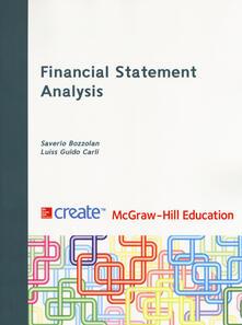 Financial statement analysis - copertina