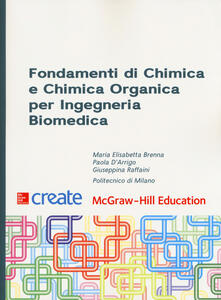 Fondamenti di chimica e chimica organica per ingegneria biomedica
