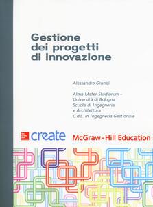 Gestione dei progetti di innovazione - Alessandro Grandi - copertina