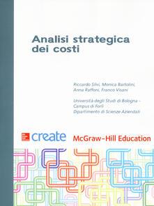 Analisi strategica dei costi - copertina