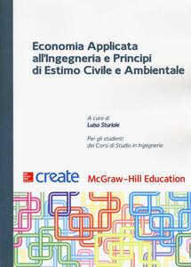 Economia applicata all'ingegneria e principi di estimo civile e ambientale