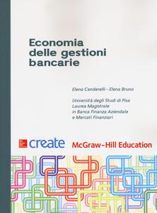 Economia delle gestioni bancarie