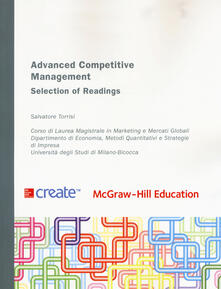 Advanced competitive management. Selection of readings - copertina