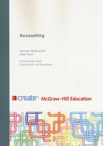 Accounting - Barbara Magnanelli,Elisa Raoli - copertina
