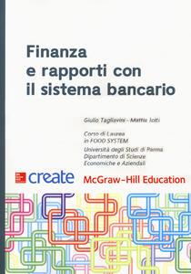 Finanza e rapporti con il sistema bancario - Giulio Tagliavini,Mattia Iotti - copertina
