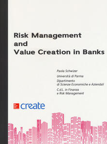 Ilmeglio-delweb.it Risk management and value creation in banks Image