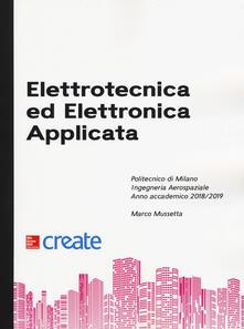 Writersfactory.it Elettrotecnica e elettronica applicata Image