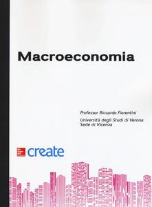 Macroeconomia. Con connect - copertina