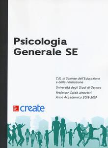 Psicologia generale - copertina