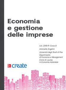 Economia e gestione delle imprese. Corso B - copertina